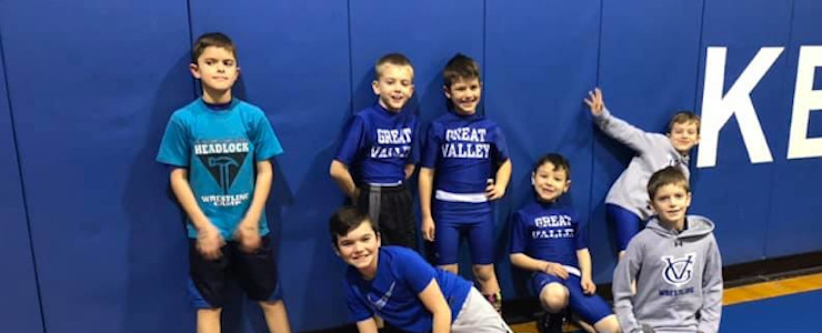 Great Valley Wrestling Association