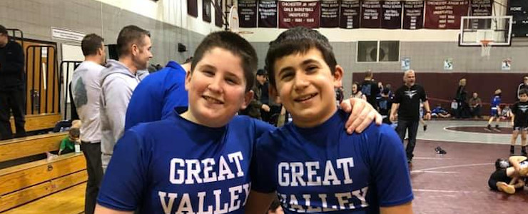 Great Valley Wrestling Association